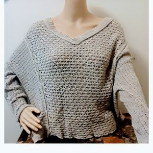 Free People Knit Sweater S|P